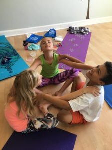 YOGA CAMP – DAY 1 – MANDALAS
