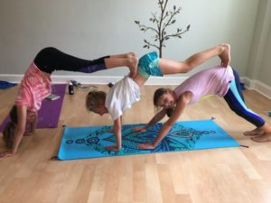 They Are Connecting With Other Yoga Students In Class And Comfortably Partnering Each For The Next Challenge A Few Partner Poses I Include